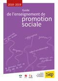 Guide promotion sociale 2018-2019