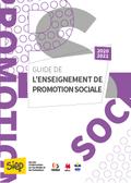 Guide Promotion sociale 2020-2021