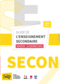 Guide secondaire Namur 2020-2021