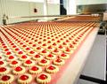 conducteur de ligne de production en industrie pâtissière