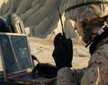 Opérateur radio des troupes de transmission