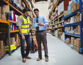 Superviseur·euse d'équipe en logistique