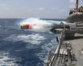 Technicien d'armes dans la marine