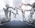Technicien de maintenance en robotique