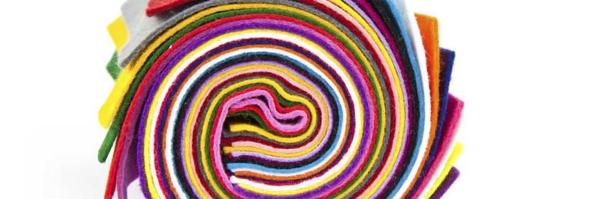 image couverture textile
