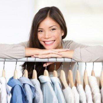 acheteur en vêtements