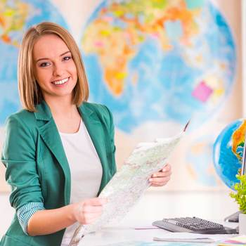 agent de promotion touristique