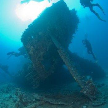 archéologue sous-marin