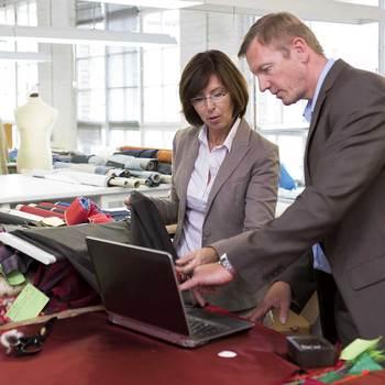 chargé de projet recherche et développement textile