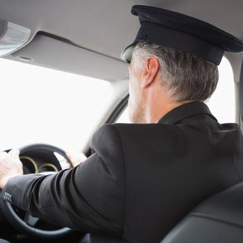 chauffeur voiture