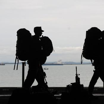 Chef de section infanterie blindée