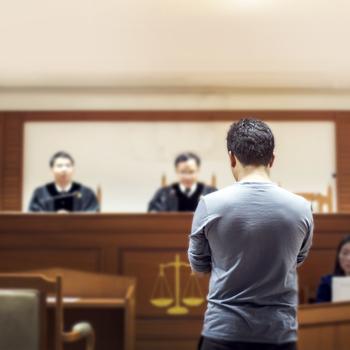 chroniqueur judiciaire