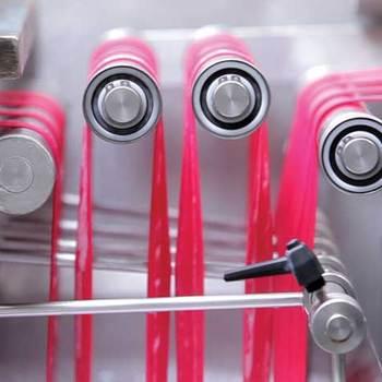 conducteur de machines d'ennoblissement textile