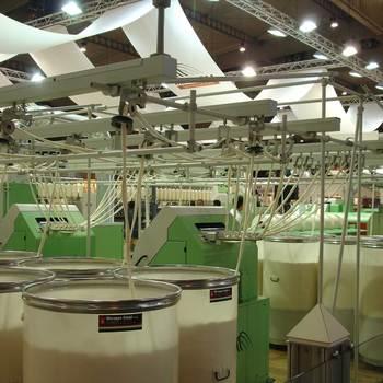 conducteur de machines de filature textile