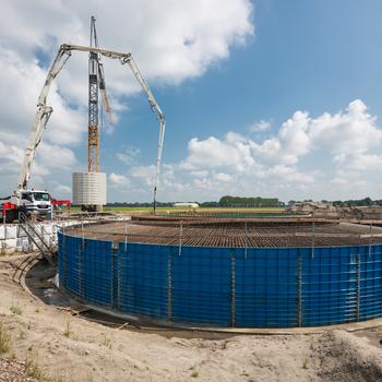 Constructeur·rice de fondation éolienne