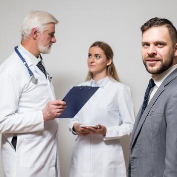 délégué médical