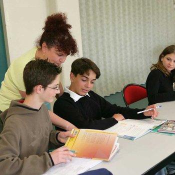enseignant dans l'enseignement secondaire