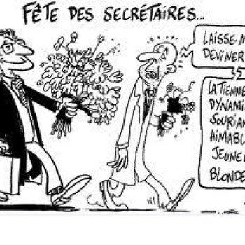 FETE SECRETAIRES