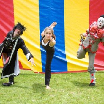formateur en cirque