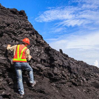 géologue