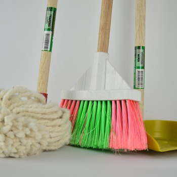 Gérant d'une société de nettoyage