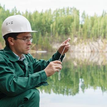 hydrogéologue
