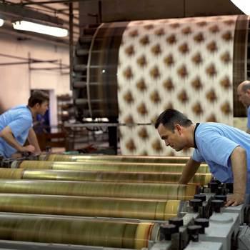 imprimeur sur textile