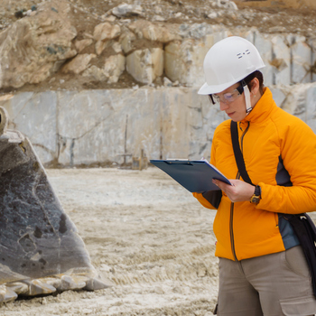 ingénieur des mines et géologue