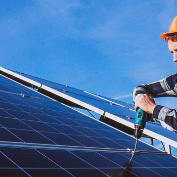 Monteur en installation solaire