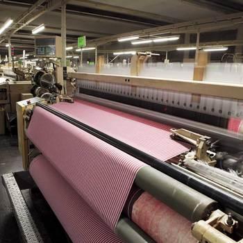 opérateur de finition des industries textiles