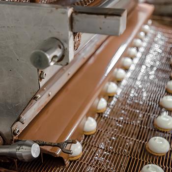 opérateur de production en industrie du chocolat