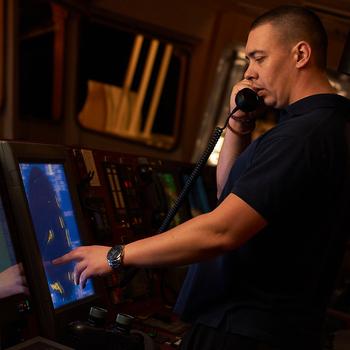 Opérateur de trafic maritime