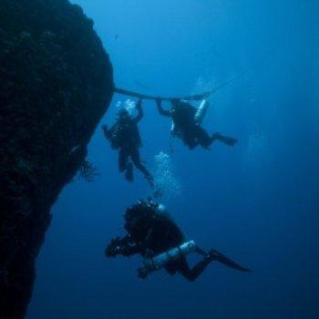 opérateur de travaux subaquatiques