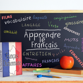 Professeur de français et de littérature