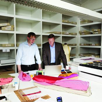 responsable de production textile