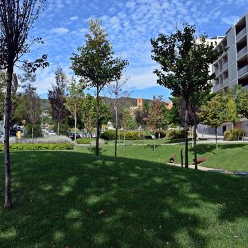 Responsable espaces verts