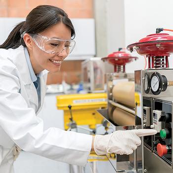 responsable recherche et développement en industrie alimentaire