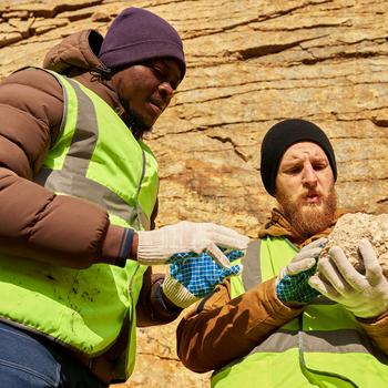 technologue en géologie