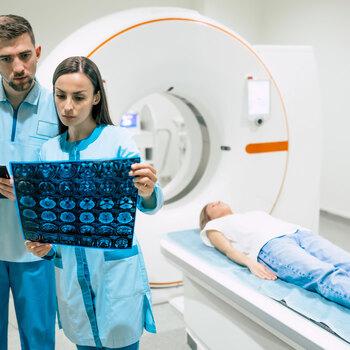 Technologue en imagerie médicale