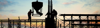 Couverture magazine construction